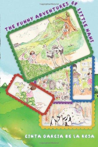Book: The Funny Adventures of Little Nani (Volume 1) by Cinta García de la Rosa