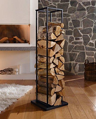 Ofertas frank modern soporte para le a de chimenea for Ofertas decoracion hogar