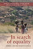 img - for In Search of Equality: Women, Law and Society in Africa book / textbook / text book
