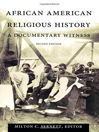 African American Religious History: A Documentary Witness...