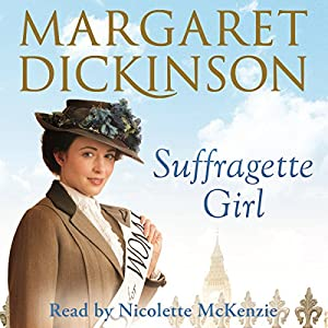 Suffragette Girl Audiobook