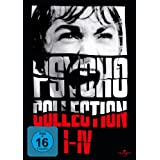 "Psycho Collection I-IV [4 DVDs]von ""Anthony Perkins"""