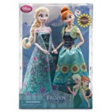 Disney(ディズニー) アナと雪の女王 エルサのサプライズ クラシックドール アナとエルサ セット 【並行輸入品】