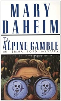 Alpine Gamble: An Emma Lord Mystery by Mary Daheim ebook deal