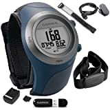 Garmin Forerunner 405CX Sports Watch with Heart Rate Monitor (Newly OverHauled)