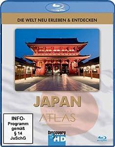 Japan - Discovery Atlas [Blu-ray]