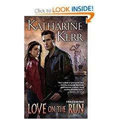 Love on the Run (Nola O'Grady) by Katharine Kerr