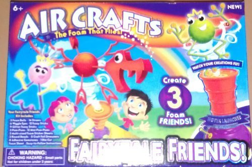Air Crafts the Foam the Flies Fairytale Friends Set