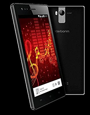 Karbonn A6 Turbo (Black, 4GB)