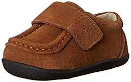 See Kai Run Mason Moccasin (Infant/Toddler), Camel, 5 M US Toddler
