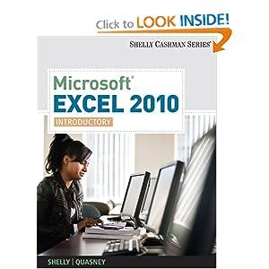 Microsoft Excel 2010 - Gary B. Shelly