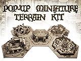Stonehaven Pop-up Terrain Kit - SEPIA
