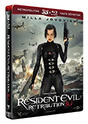 Resident Evil: Retribution (Blu-ray 3D) [Blu-ray]