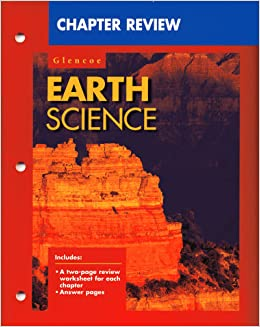 chapter review glencoe earth science 9780028271873 books. Black Bedroom Furniture Sets. Home Design Ideas