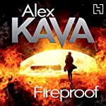 Fireproof: A Maggie O'Dell novel (       UNABRIDGED) by Alex Kava Narrated by Regina Reagan