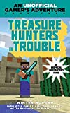 img - for Treasure Hunters in Trouble: An Unofficial Gamer's Adventure, Book Four book / textbook / text book