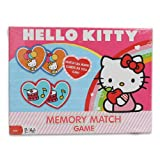 Hello Kitty Memory Match Game