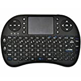 Rii® 2.4GHz Mini Wireless Touchpad Keyboard With Mouse For PC/PAD/360XBox/PS3/Google Android TV Box/HTPC/IPTV,(Control Distance up to 15M)