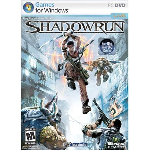 Shadowrun 20th Anniversary