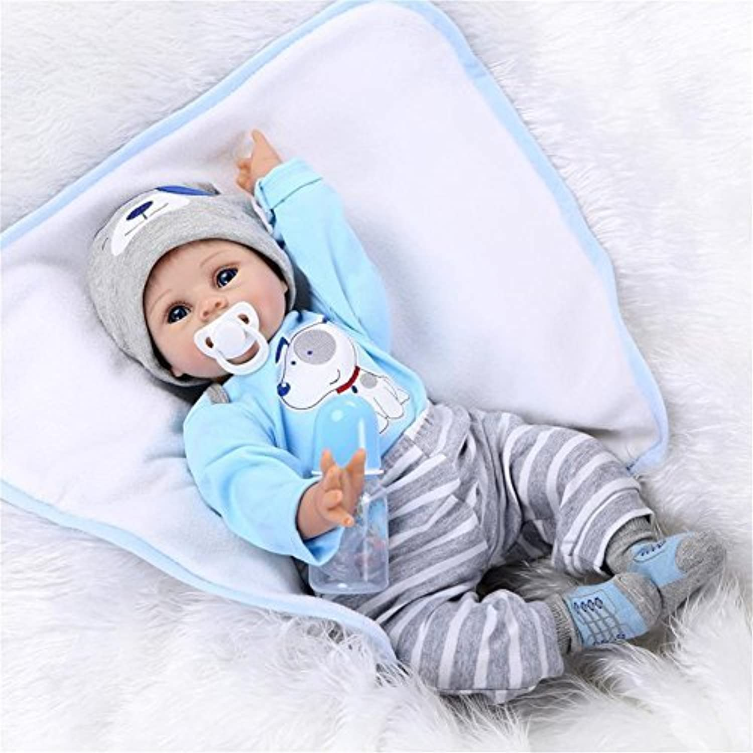 NPK Collection Reborn Baby Doll realistic baby dolls 22 ...