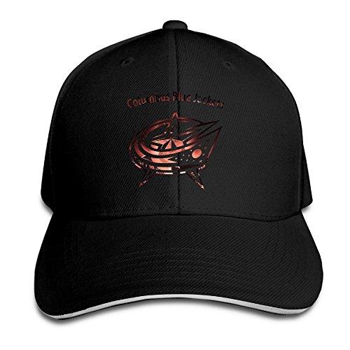 [MayDay Columbu Blue Jacket Sunbonnet Sandwich Hat Black] (Black Costumes Bonnet)
