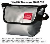 マンハッタンポーテージ メッセンジャーバッグ Vinyl NY Messenger (1603-VL)