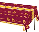 Creative Converting Arizona State University Sun Devils Plastic Banquet Table Cover