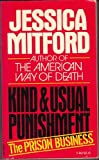 Kind and usual punishment (0394710932) by Mitford, Jessica
