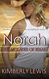 Norah (The McKades of Texas, Book 2)