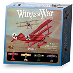 Nexus Editrice WOW112 - Wings of War: Deluxe Set WWI