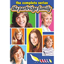 Partridge Family, the - Season 1 / Partridge Family, the - Season 2 / Partridge Family, the - Season 3 / Partridge Family, the - Season 4 - Set