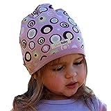 Lovedbaby Baby Hat Newborn Pink Spots