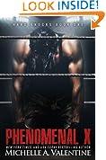 Phenomenal X (Hard Knocks Book One)