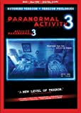 Paranormal Activity 3: Extended Version / Activité paranormale 3: Version prolongée (DVD Packaging) [Blu-ray + DVD + Digital Copy]