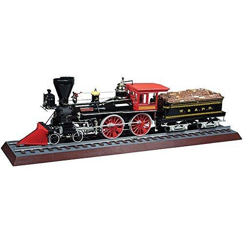 General Locomotive 1/25 Model Kit - Famous Civil War Train Museum Quality (Build A Train Kit compare prices)