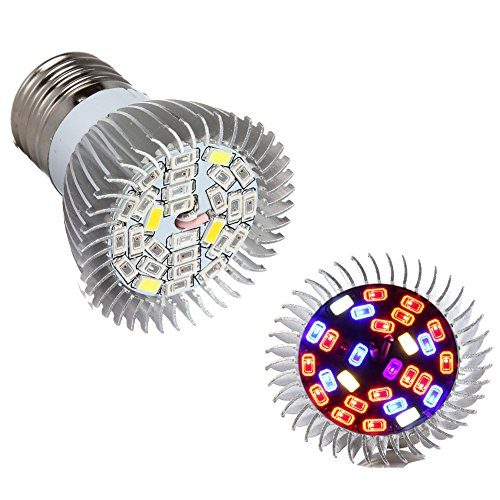 Morsen-Grow-Light-28W-Full-Bands-LED-Grow-Light-Bulbs-E27-for-Greenhouse-Indoor-Plants-and-Hydroponic-Garden-Full-Spectrum-Indoor-Garden-Growing-Lamps-with-Wide-Coverage