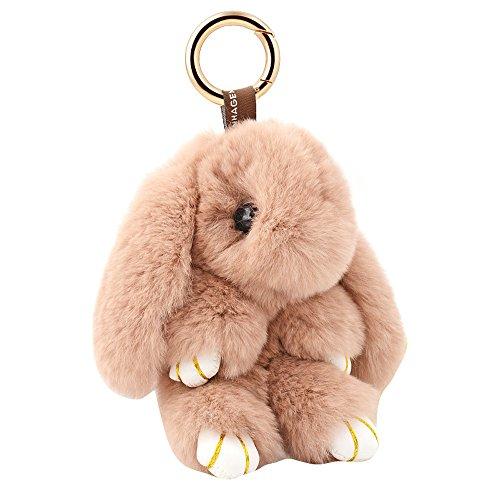 keychain-rcool-rabbit-plush-keyring-pendant-for-handbag-coffee