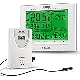 AVANTEK AG-21ワイヤレス屋内/屋外デジタル温湿度計