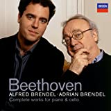 Beethoven: Complete Works for Piano & Cello (2 CDs)