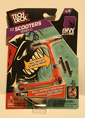 Tech Deck Td Scooters Series 2 Envy Scooters 4/8