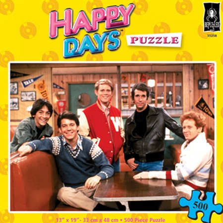 Happy Days 500pc Jigsaw Puzzle