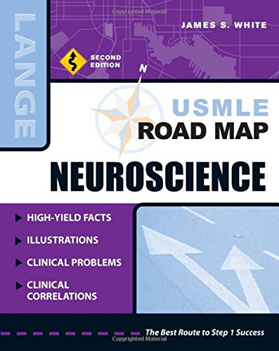 USMLE Road Map Neuroscience, Second Edition (LANGE USMLE...