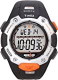 Timex Men's T5F821 Black Resin Quartz Watch with Digital Dial