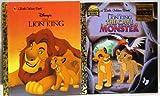 img - for Disney's The Lion King Little Golden Book Assortment book / textbook / text book