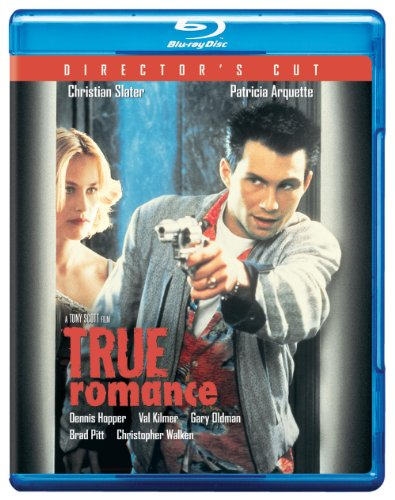 Cover art for  True Romance [Blu-ray]