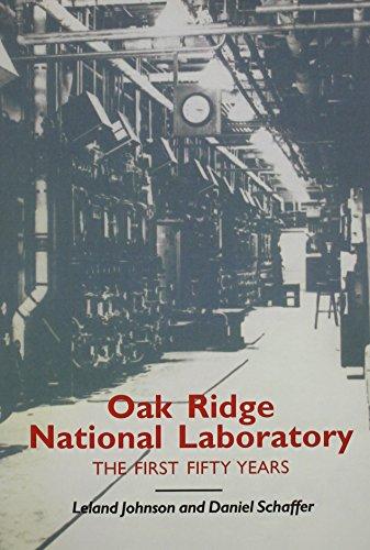 Oak Ridge National Laboratory: First Fifty Years (Literature and Theory)