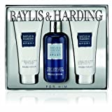 Baylis & Harding Citrus Lime and Mint Gift Set - Pack of 3 Pieces