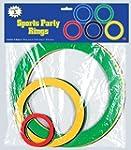 Sports Party Rings (asstd colors) Par...