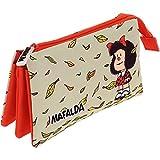 grafoplas 37540605–PORTATODO Triple, Design Mafalda