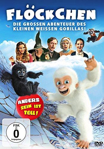 Flöckchen - Die großen Abenteuer des kleinen weißen Gorillas